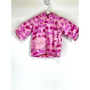 Magnificent Baby Hippo Pink Jacket 12M